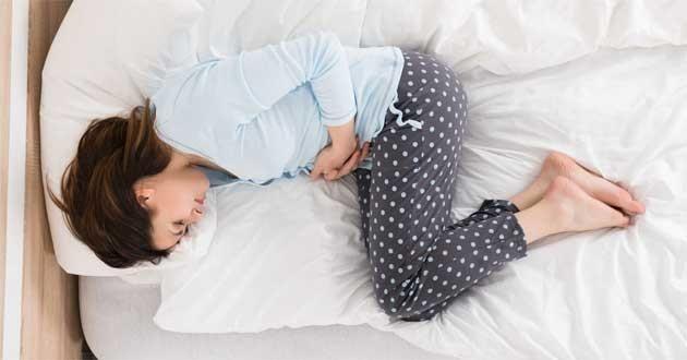 Chữa bệnh đau bụng vào kỳ kinh